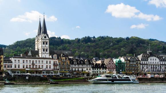 Boppard am Rhein - Bild Nr. 201404132854