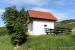 Weinbergshäuschen bei Gau-Bickelheim - Bild Nr. 201408303581