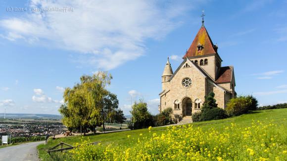Die Kreuzkapelle, Gau Bickelheim - Bild Nr. 201408303598