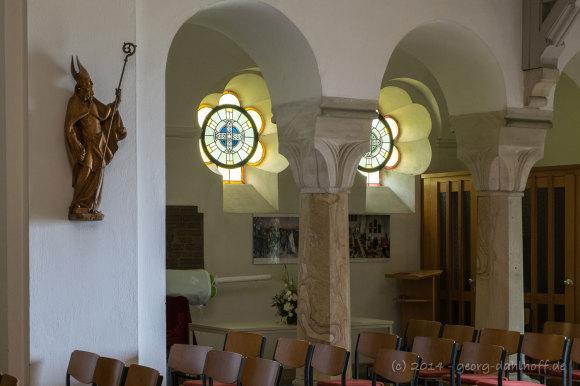 Kreuzkapelle Innenansicht - Bild Nr. 201409071109