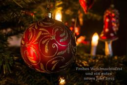 Weihnachten 2014 - Bild Nr. 201412241715