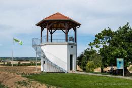 Weingersturm auf dem Lörzweiler Königsstuhl - Bild Nr. 201507122713
