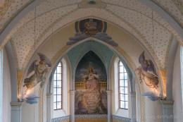 St. Pankratius in Budenheim: Restaurierte Fresken - Bild Nr. 201509132871
