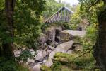Brücke über die Bracklinn Falls - Bild Nr. 201510053335