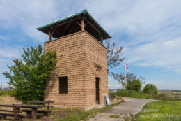 "Der ""Römerturm"" bei Guntersblum - Bild Nr. 201604300010"