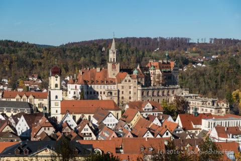 201610315501 - Sigmaringen: Altstadt und Schloss